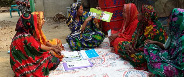2Womens Meeting on Safe Use of Pesticides_Ashraful Islam _Janurary'2016(7)