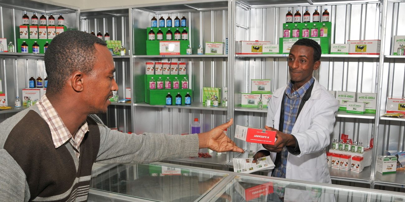 In Ethiopia, our Farm Service Center model is expanding across the country