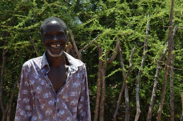 Mangwe lead farmer paravet