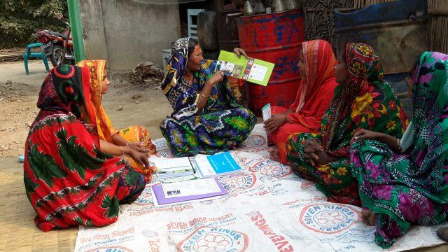 2Womens Meeting on Safe Use of Pesticides_Ashraful Islam _Janurary'2016(7)