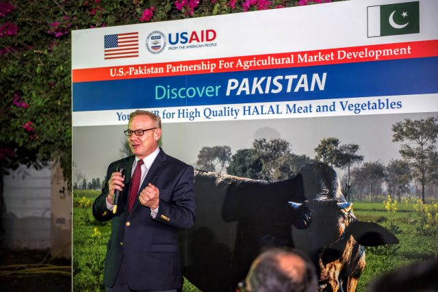 Image - USAID Supports Pakistani Agri Exports at Dubai Gulfood Expo