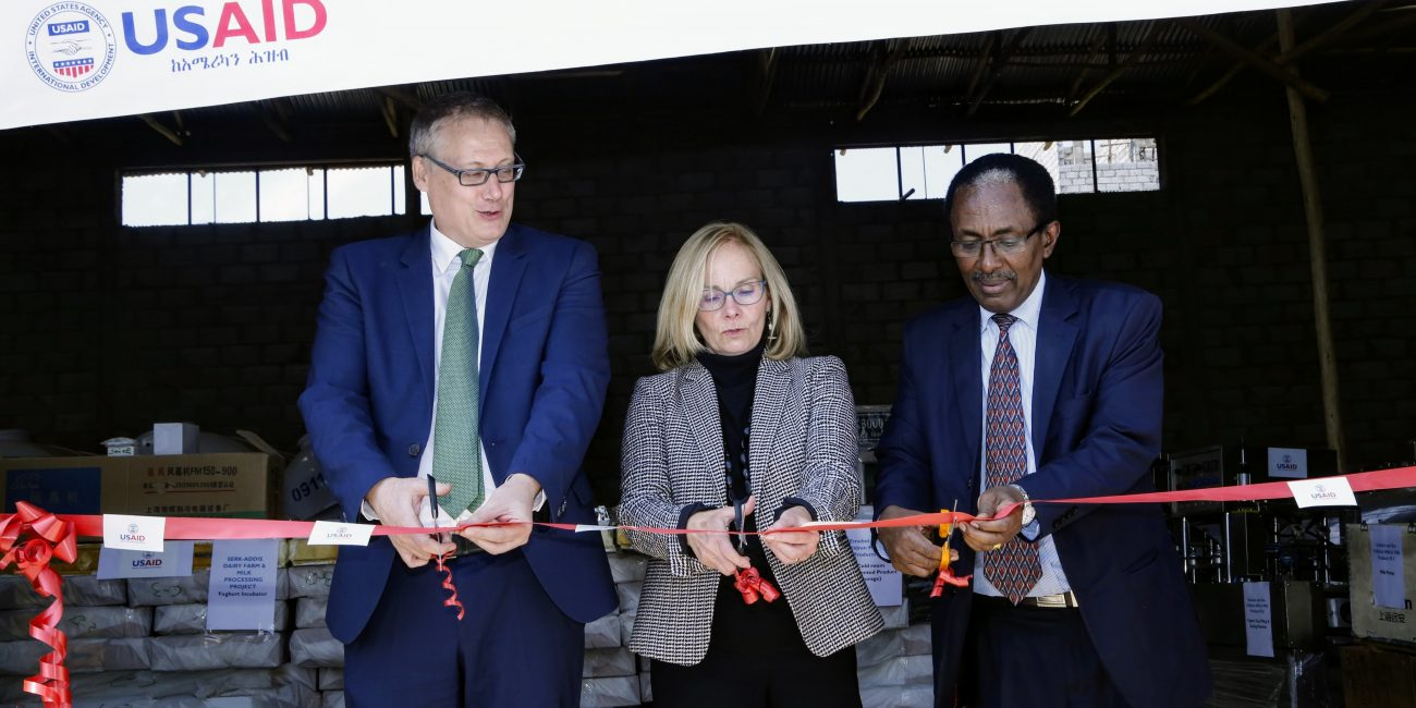 Ethiopia: USAID Hands Over Equipment Worth Nearly 18.4 Million ETB