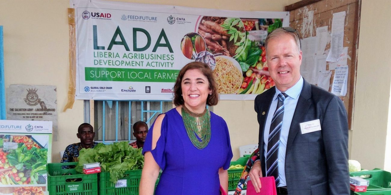 Liberia: 'Encourage Roles for Women in Agriculture'