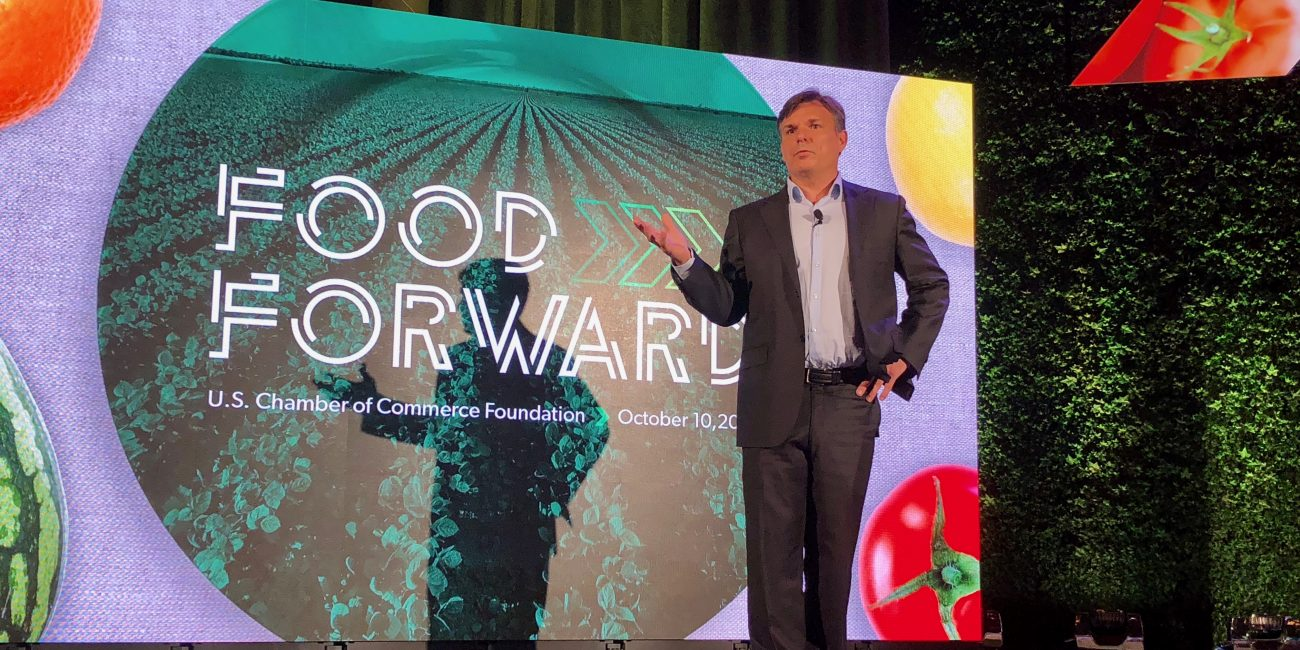 Ed Keturakis: The Future of Food Relies on Technology