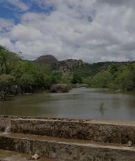 Dam in Zimbabwe